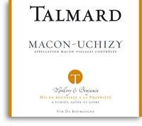 2012 Domaine Talmard Macon Uchizy