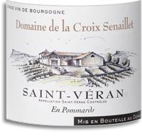 2011 Domaine De La Croix Senaillet Saint Veran En Pommards