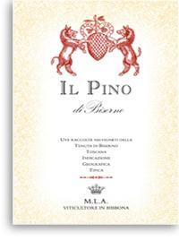 2005 Tenuta Di Biserno Il Pino Di Biserno Toscana Rosso