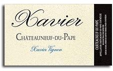 2012 Xavier Vignon Chateauneuf-du-Pape Blanc