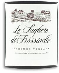 2011 Rocca Di Frassinello Le Sughere Di Frassinello Maremma Rosso