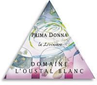 2014 Domaine l'Oustal Blanc Minervois La Liviniere Prima Donna