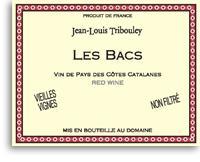 2008 Jean Louis Tribouley Les Bacs Vieilles Vignes
