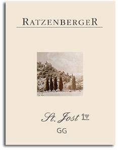 2008 Ratzenberger Steeger St Jost Riesling Trocken Grosses Gewachs