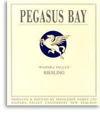 2010 Pegasus Bay Riesling Waipara