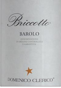 2010 Domenico Clerico Barolo Bricotto