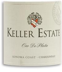 2011 Keller Estate Winery Chardonnay Oro De Plata Sonoma Coast