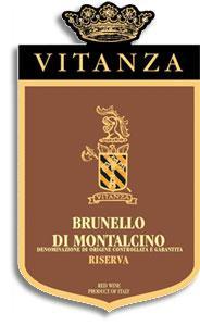 2007 Tenuta Vitanza Brunello Di Montalcino Riserva
