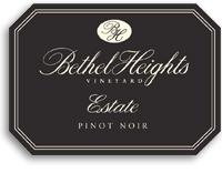 2012 Bethel Heights Vineyard Pinot Noir Estate Eola-Amity Hills