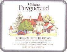 2005 Chateau Puygueraud Francs Cotes De Bordeaux