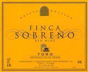 2010 Finca Sobreno Crianza Toro