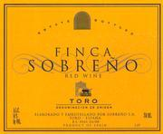 2007 Finca Sobreno Toro