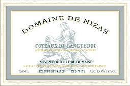 2005 Domaine De Nizas Coteaux Du Languedoc