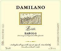 2010 Damilano Barolo Liste