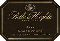 2014 Bethel Heights Vineyard Chardonnay Estate