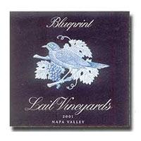 2010 Lail Vineyards Blueprint Cabernet Sauvignon Napa Valley