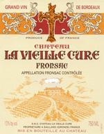 2005 Chateau La Vieille Cure Fronsac