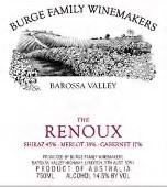 2005 Burge Family Winemakers Renoux