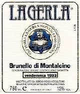 1998 La Gerla Brunello Di Montalcino Vigna Gli Angeli