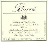 2010 Villa Bucci Verdicchio Classico Dei Castelli Di Jesi Superiore