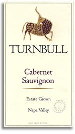 Vv Turnbull Wine Cellars Cabernet Sauvignon Estate Grown Napa Valley