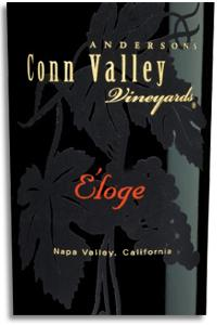 Vv Andersons Conn Valley Vineyards Eloge Napa Valley