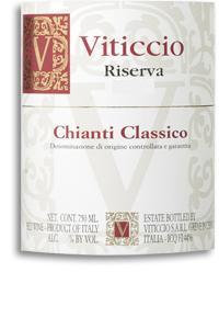 2008 Viticcio Chianti Classico Riserva
