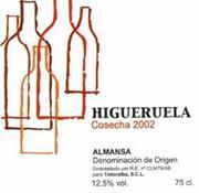 2012 Bodegas Tintoralba Higueruela Grenache