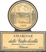 2001 Bertani Amarone