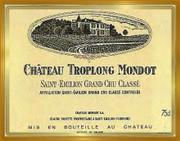 2000 Chateau Troplong Mondot Saint-Emilion