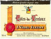 Vv J Vidal Fleury Ventoux