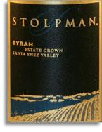 2009 Stolpman Vineyards Syrah Estate Grown Santa Ynez Valley