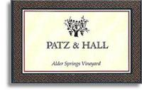 2012 Patz & Hall Wine Company Chardonnay Alder Springs Vineyard Mendocino County