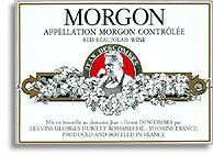 2010 Georges Duboeuf Morgon Jean Descombes