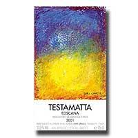2003 Bibi Graetz Testamatta Toscana Rosso