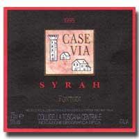 2007 Fontodi Syrah Case Via Colli Della Toscana Centrale