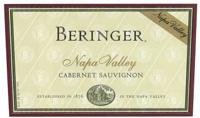 Vv Beringer Vineyards Cabernet Sauvignon Napa Valley