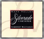 2007 Silverado Vineyards Cabernet Sauvignon Napa Valley