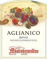 2000 Mastroberardino Aglianico Irpina Avellanio Campania