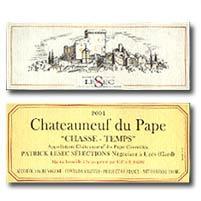 2006 Patrick Lesec Chateauneuf-du-Pape Chasse Temps