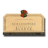 2008 Domaine Paul Blanck Riesling Schlossberg