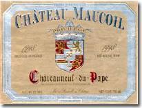 2012 Chateau Maucoil Chateauneuf-du-Pape  Vieilles Vignes