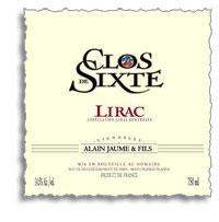 2011 Domaine Grand Veneur / Alain Jaume & Fils Clos de Sixte Lirac