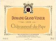 2011 Domaine Grand Veneur / Alain Jaume & Fils Chateauneuf-du-Pape