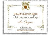 2009 Domaine Grand Veneur / Alain Jaume & Fils Chateauneuf-du-Pape Les Origines