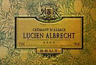NV Domaine Lucien Albrecht Cremant D'Alsace