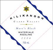 2013 Kilikanoon Wines Riesling Mort's Block Watervale Clare Valley