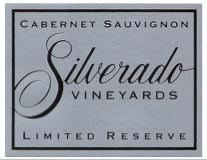 1995 Silverado Vineyards Cabernet Sauvignon Napa Valley Limited Reserve