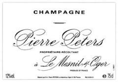 NV Pierre Peters Cuvee De Reserve Blanc De Blancs
