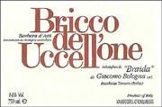 1998 Braida di Giacomo Bologna Barbera Bricco dell'Uccellone